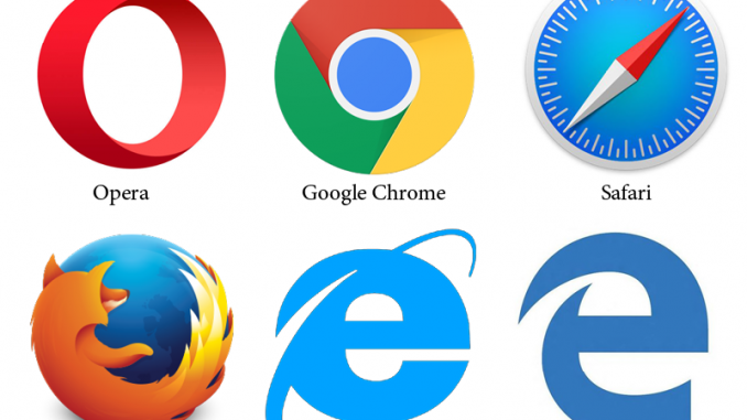 six-web-browsers